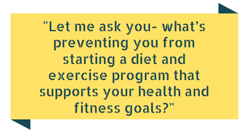 diet and exercise program